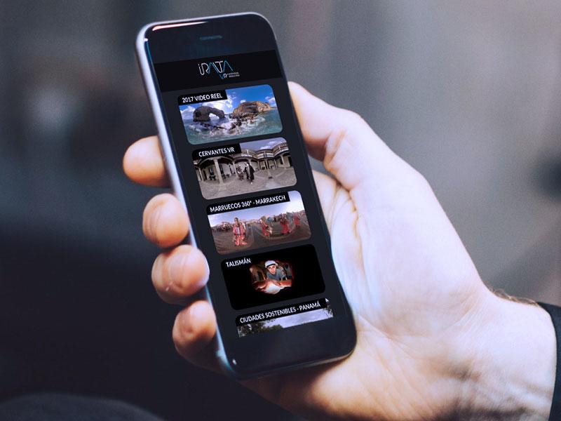 app-iralta-mockup